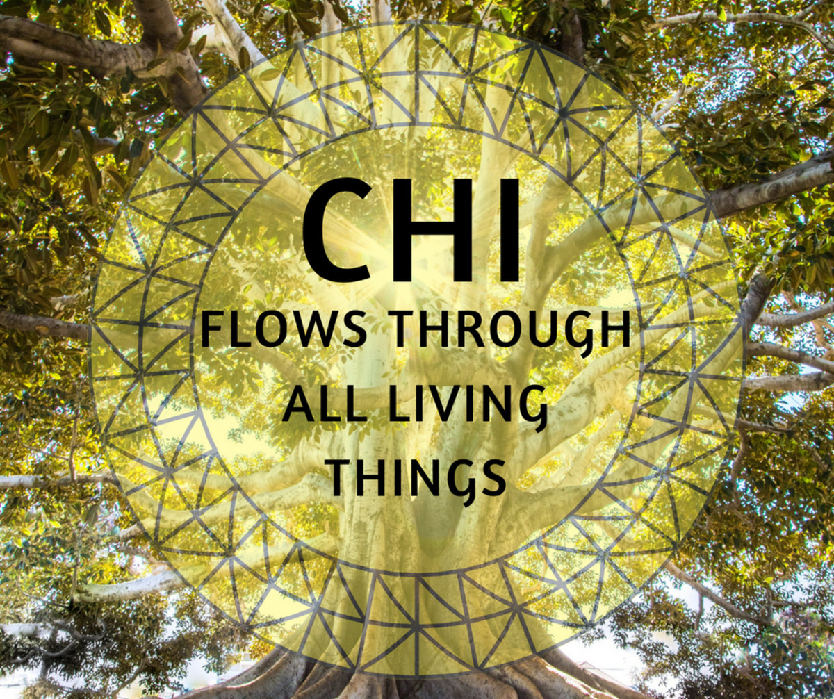 Chi Flows Through All Living Things