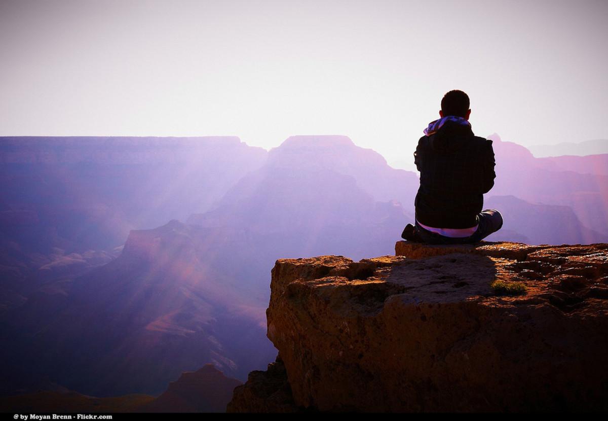 Meditation anytime, anywhere
