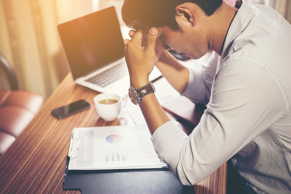 Workaholics may have an increased risk of hypertension due to stress.