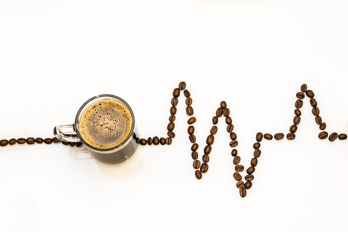 Caffeine can temporarily greatly increase your blood pressure.