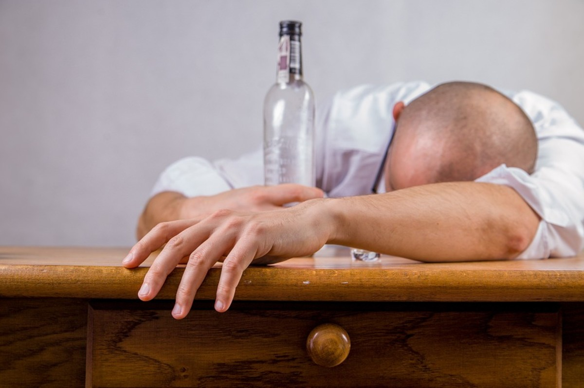 Limit your alcohol consumption to lower your blood pressure and become healthier.