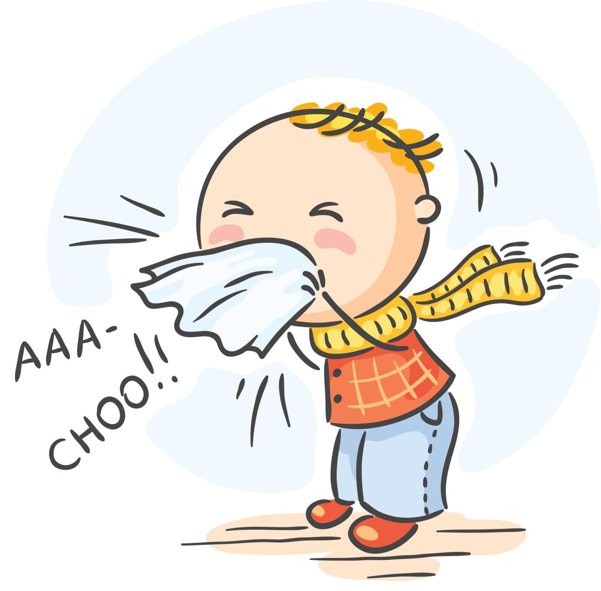 When It's Cold and Flu Season