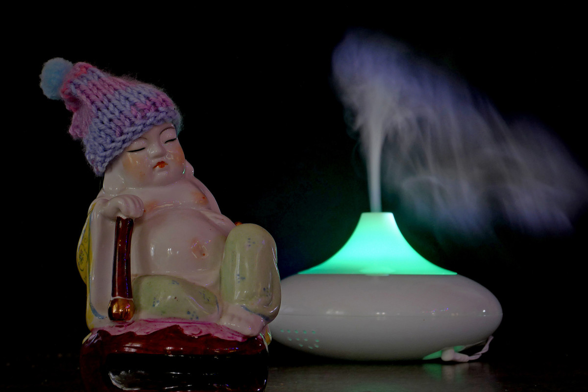 Essential oil diffuser are a great way to benefit from the oils healing qualities.