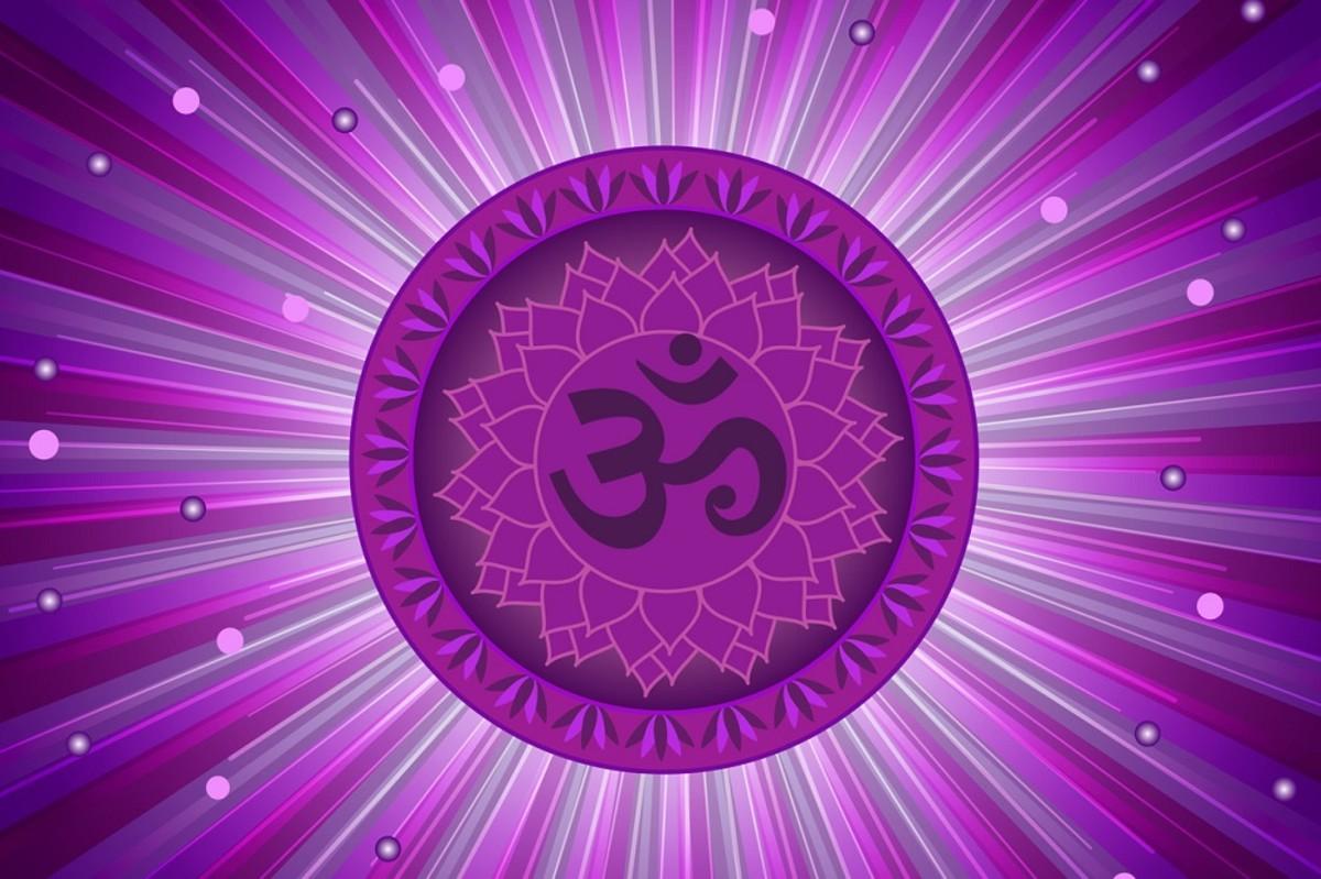 Chakra Energy Centers: The Crown Chakra