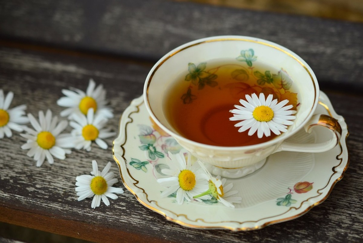 Herbal teas are natural remedies for stress and anxiety.