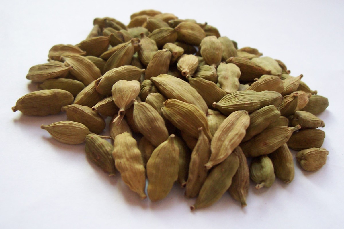 Cardamom has many health benefits