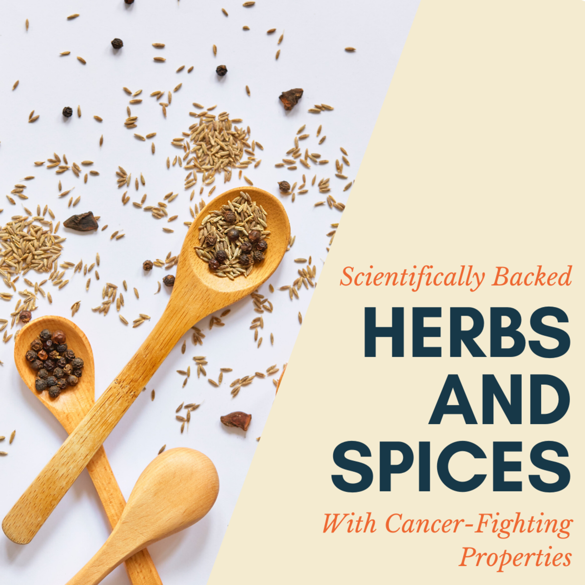 Herbs and Spices: Can You Lower Your Risk of Getting Cancer?