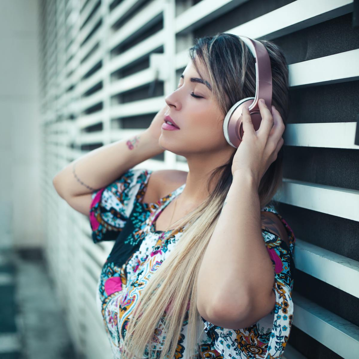 Listening to Music Is a Great Mood Lifter
