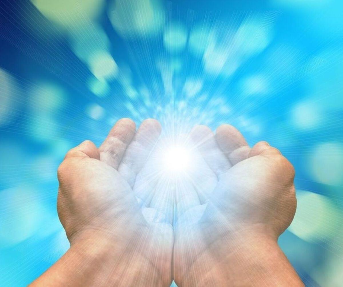 Reiki Universal Healing Energy