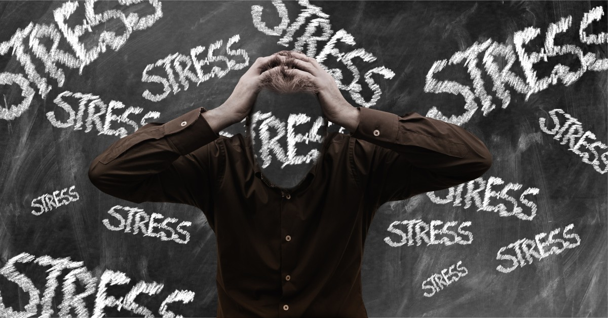 5 Tips for Dealing With Stress and Overwhelm