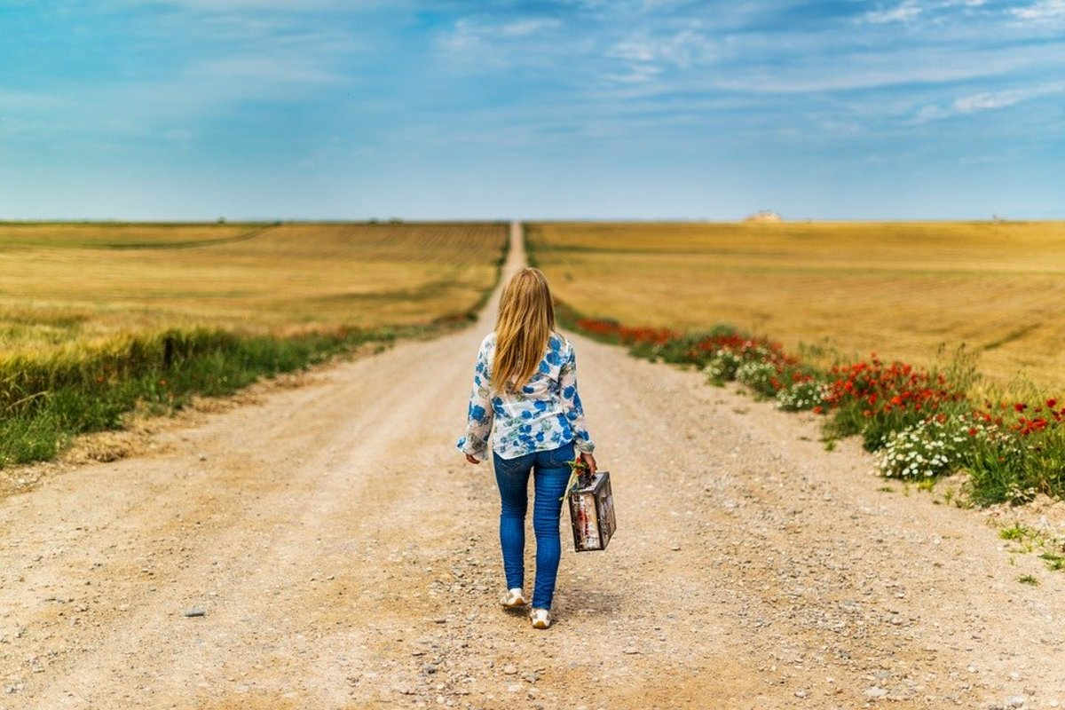 Walking away from your frustrations will allow you to deal with them at a better time.