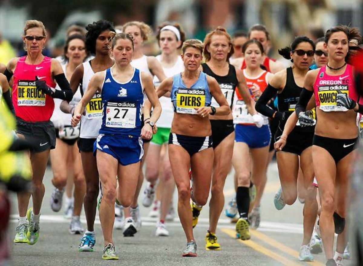 Absent periods is a common occurrence among Marathon and other long distance athletes