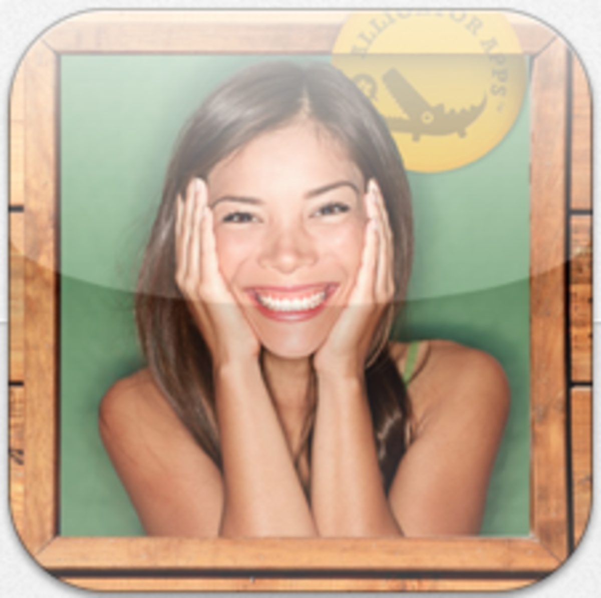 App Icon for ABA Flashcards: Emotions