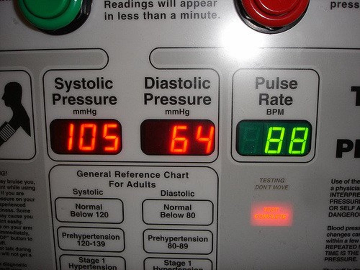 This reading is on the lower end of the normal range and on the verge of hypotension (low blood pressure).
