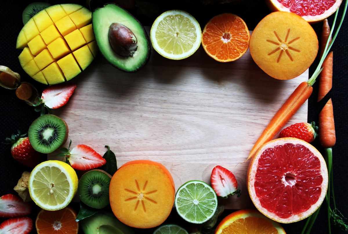 Prevent plies by including more fruits and vegetables in your diet.