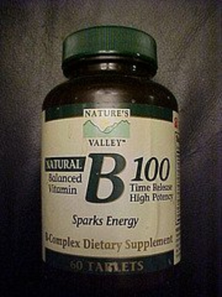 Buddy Up with B-Complex Vitamins