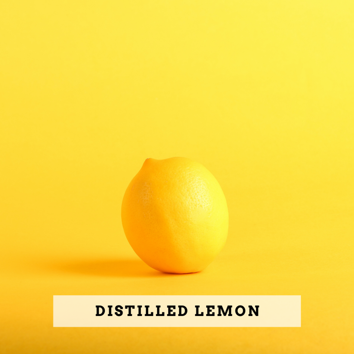 Distilled Lemon
