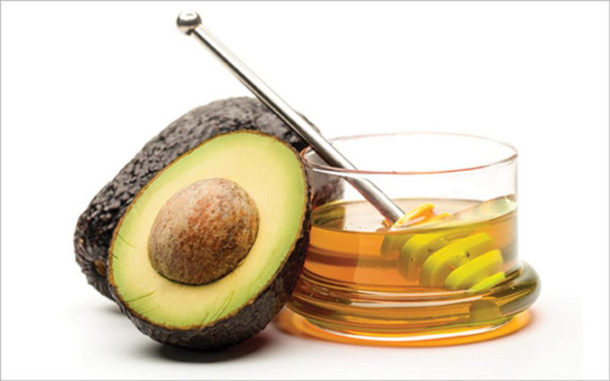 Honey and Avocado are also Good Moisturisers