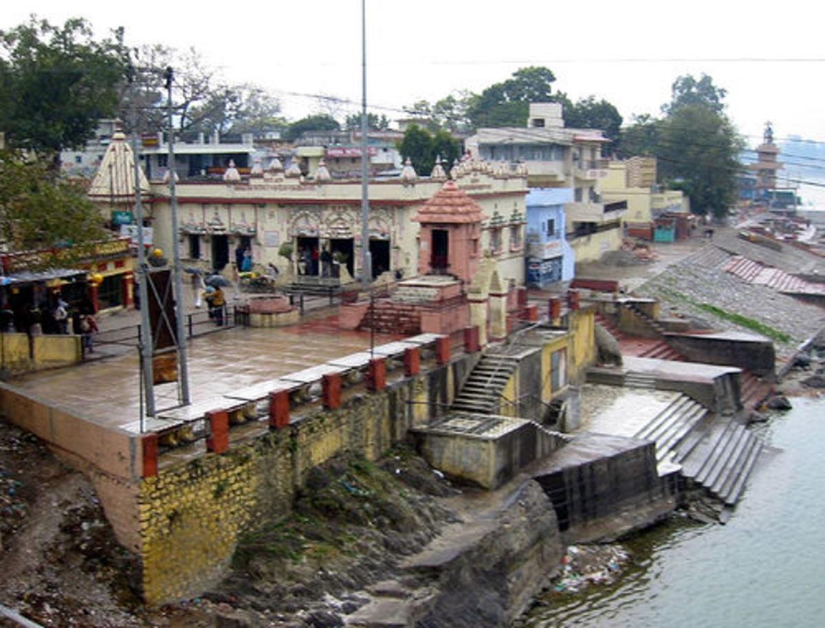 Rishikesh (where the Beatles learned TM)
