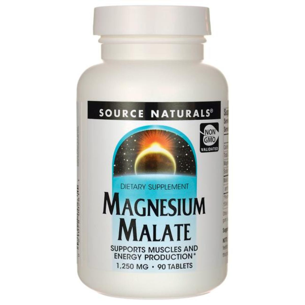 Magnesium helps defeat thrush.