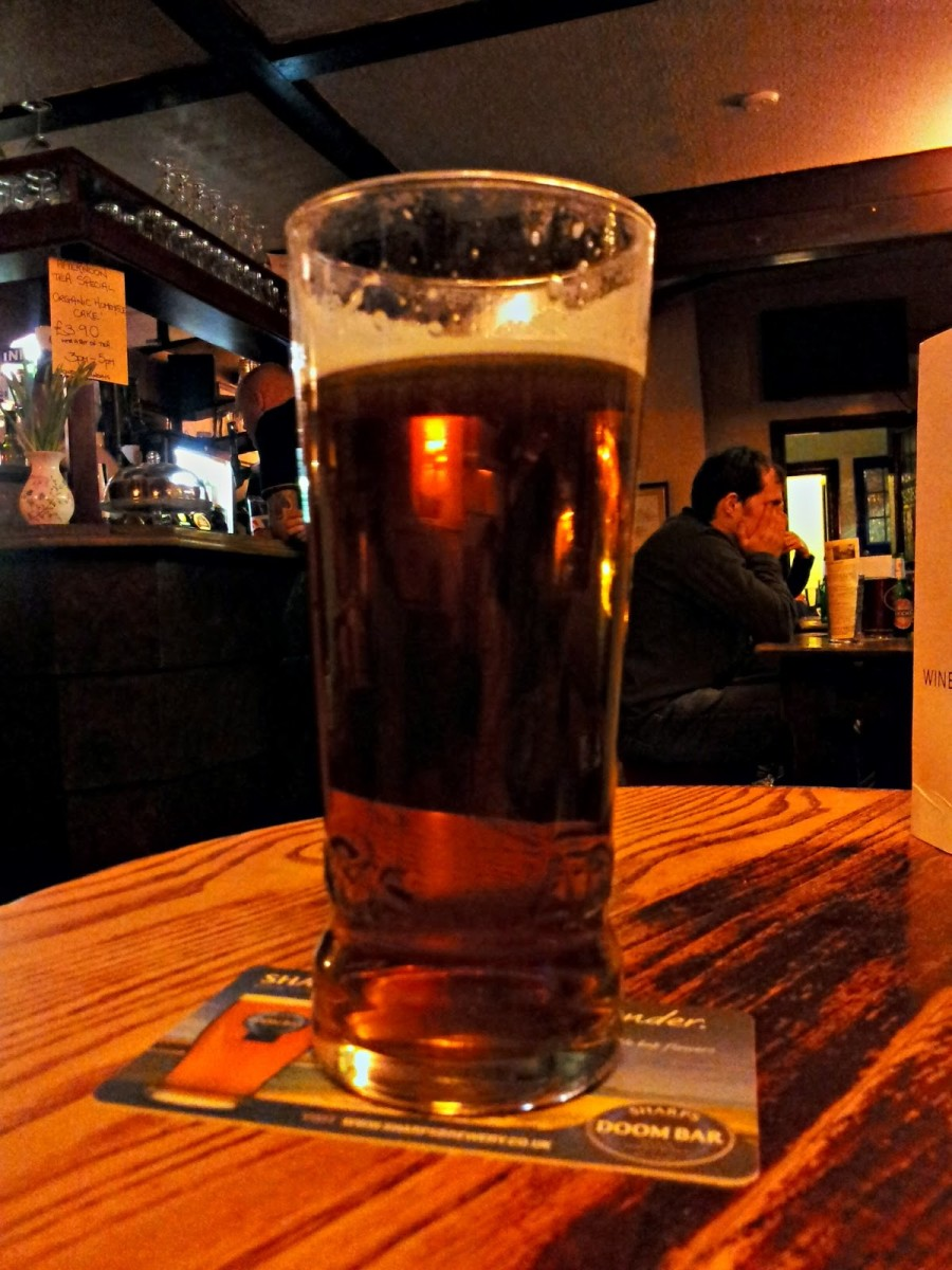 Beer, tastes lovely? Yes, but it could also be really dangerous to your health!