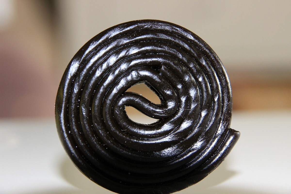 Black licorice may not contain real licorice extract and may not be tooth-friendly.