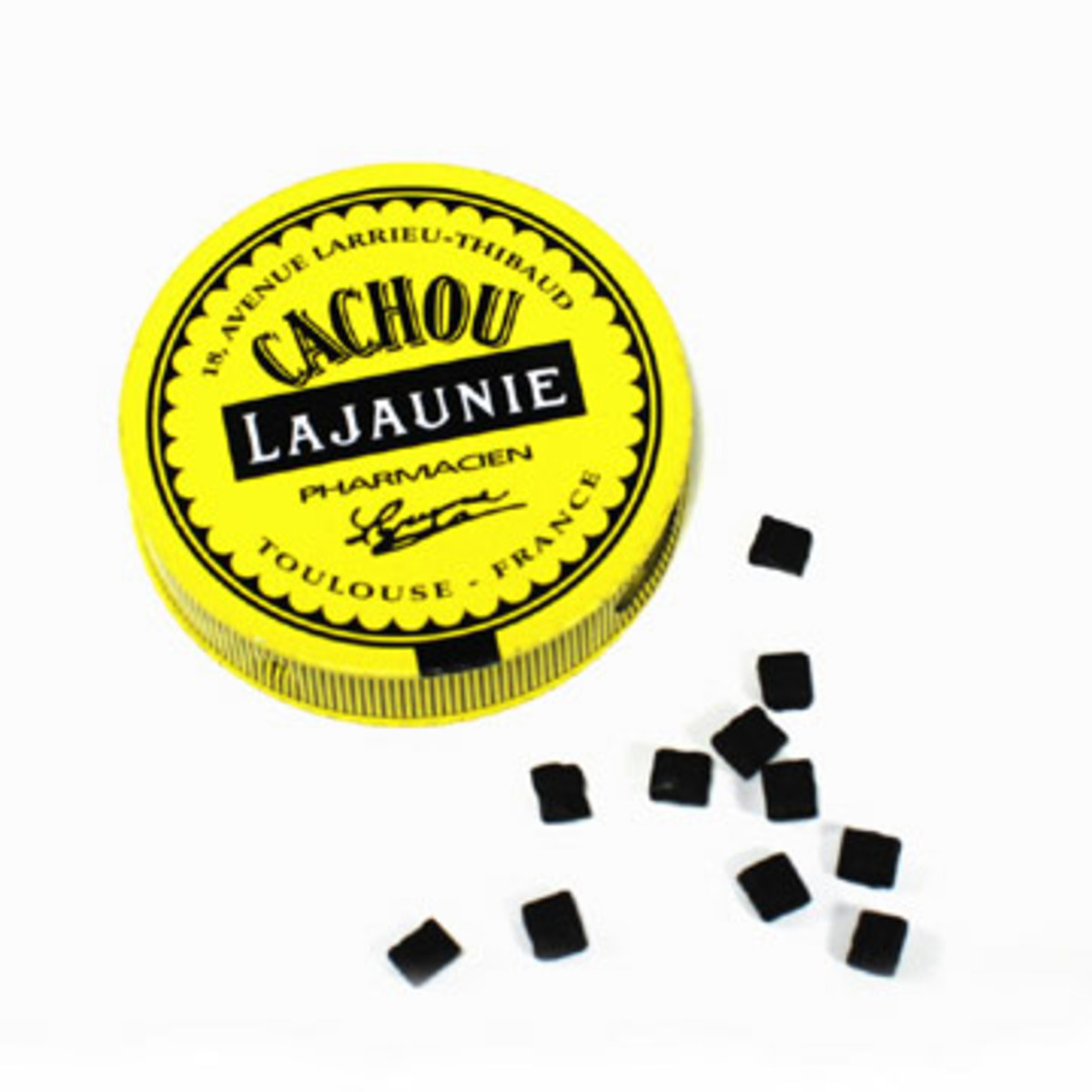 Licorice Lozenges
