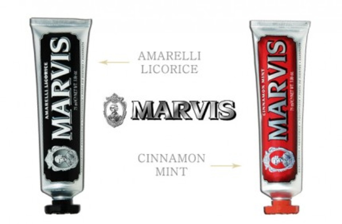 Italian Licorice toothpaste