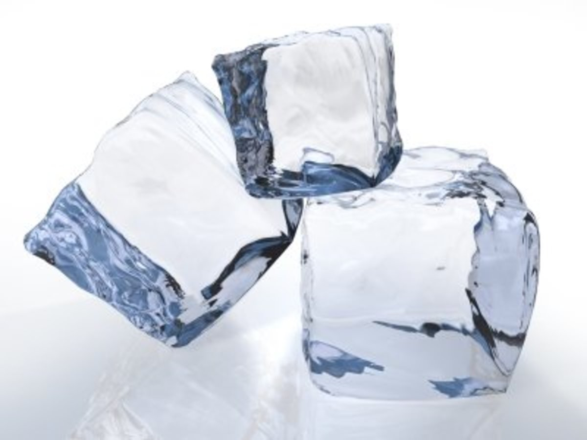 For temporary relief, place ice or an ice pack on the affected area.