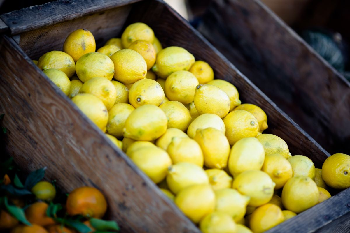 Lemon juice and water is great cure-all natural remedy.