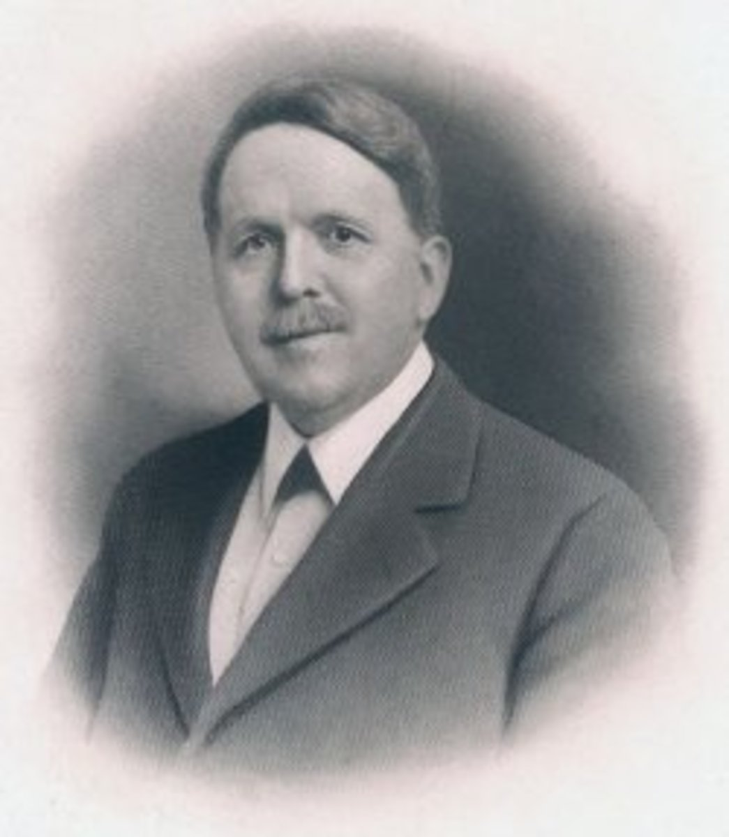 William H Fitzgerald (vintage copyright-free)