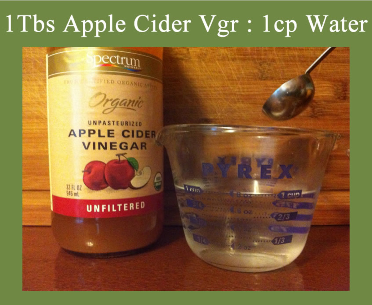 Of the many uses for Apple Cider Vinegar, I use it most to help my psoriasis heal.