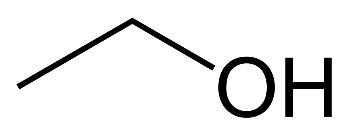 Ethanol Chemical Structure