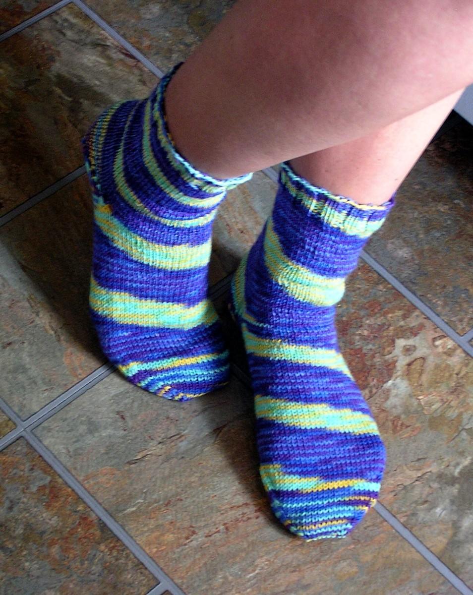 теплые носки при простуде Лечение простуды Народными способами