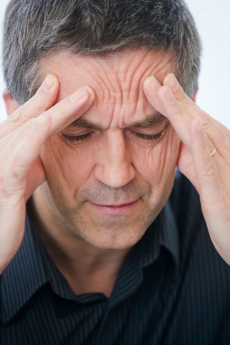 Headaches are common when detoxing