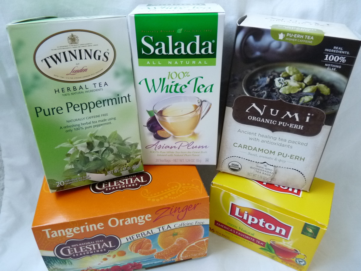 Feeling tired, chilled and achy from the cold or flu? Grab a hot cup of tea and start to feel better.