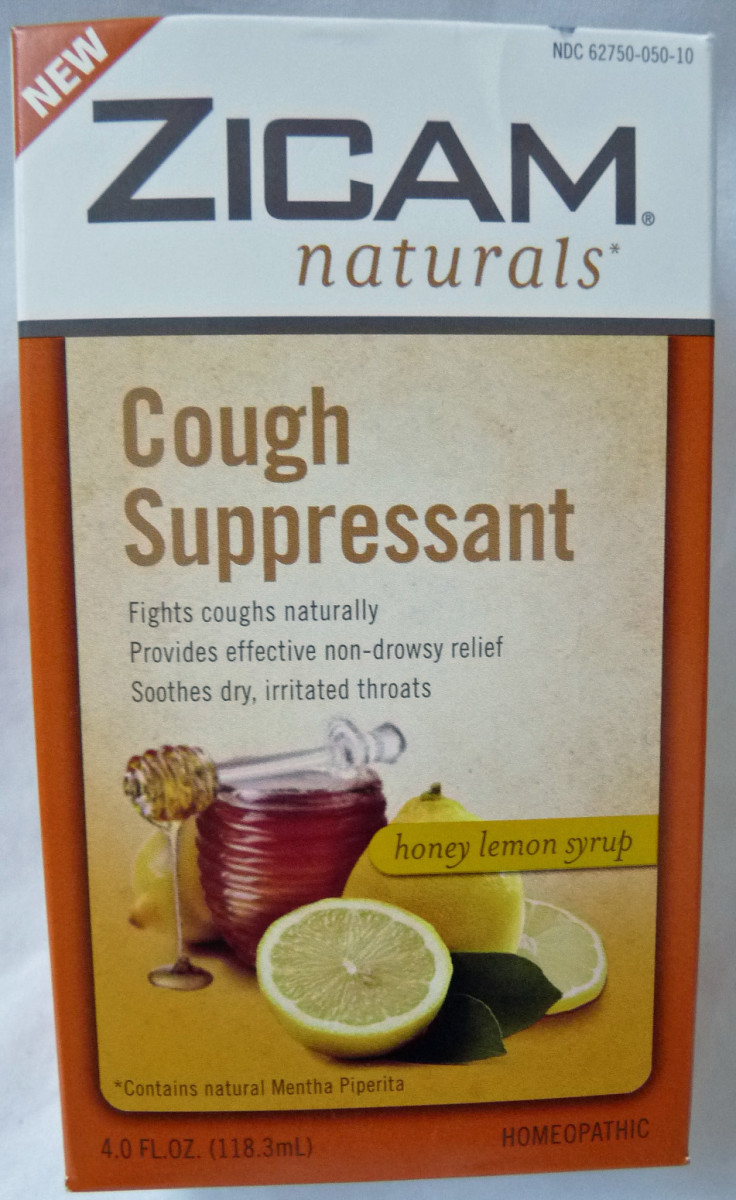 The next time you have a cold or flu, try a natural medicine to treat your symptoms.