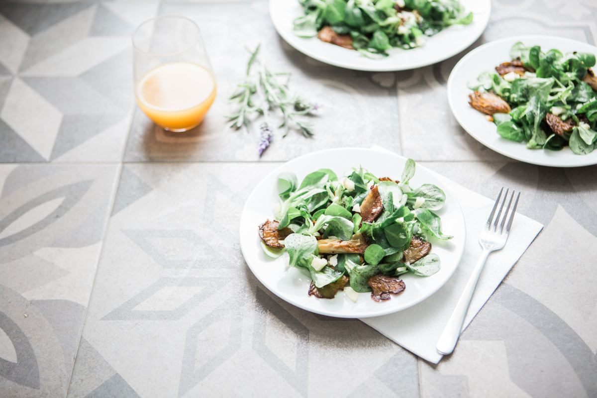 Spinach is a great option to include in your meals.