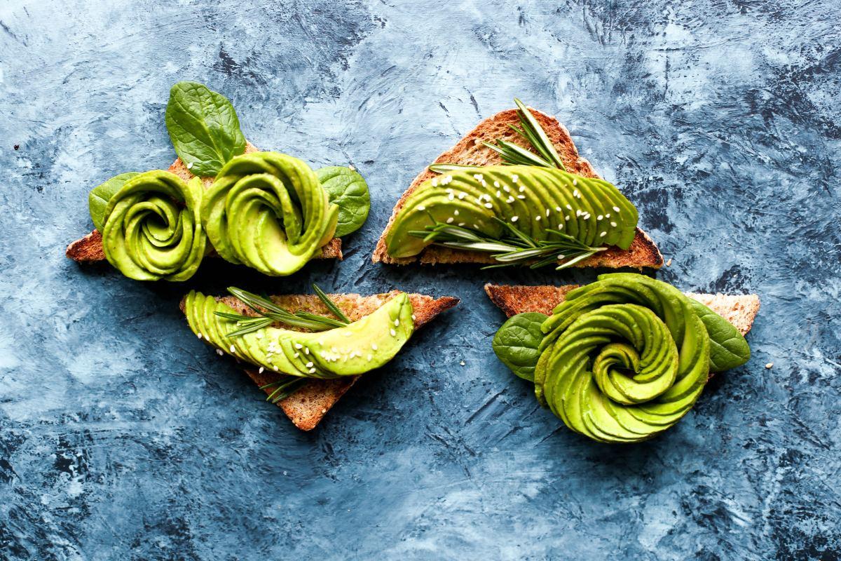 Avocados are a great food to help heal broken bones.