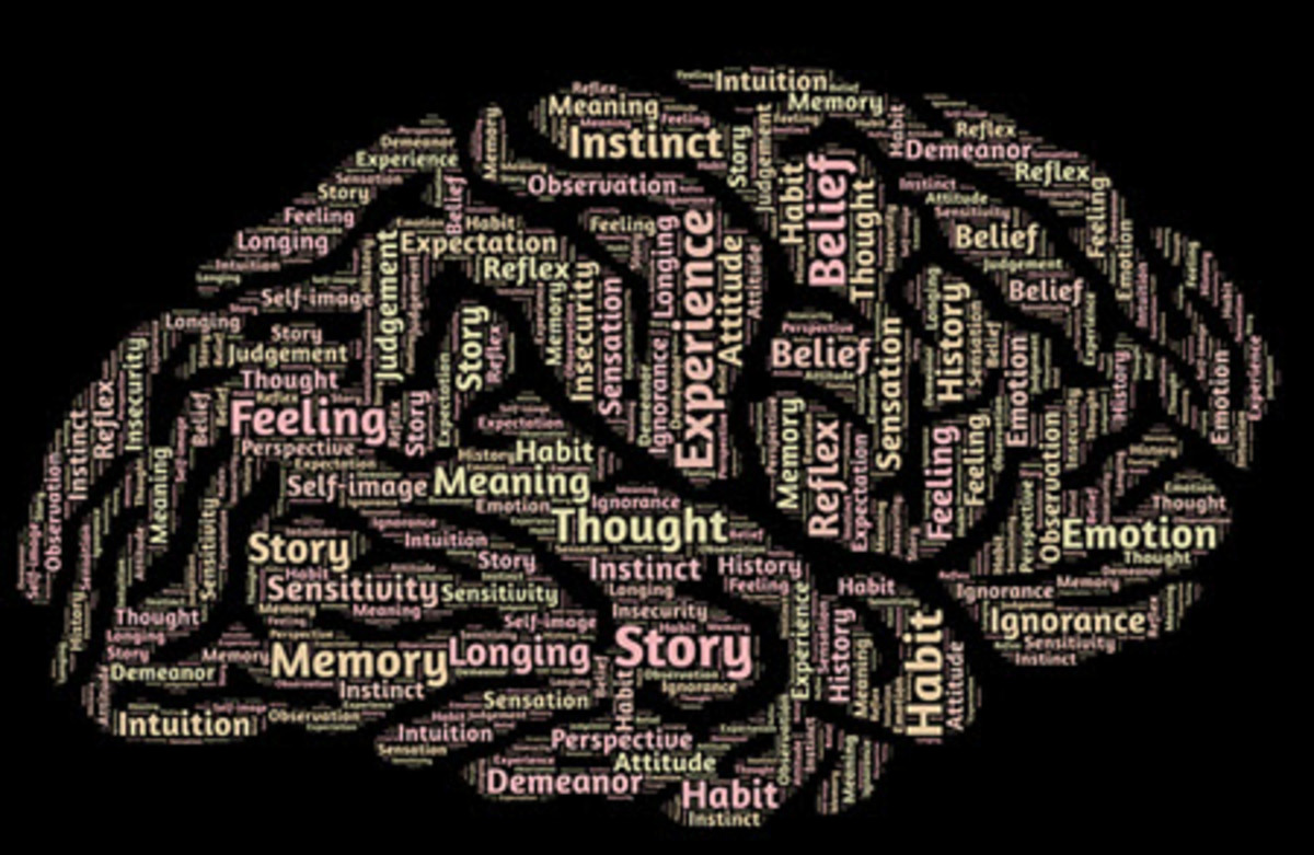 Our thinking becomes clearer and more other centered in our recovery.