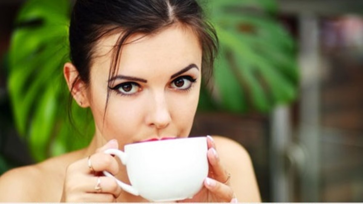 Make time for tea to relieve stress