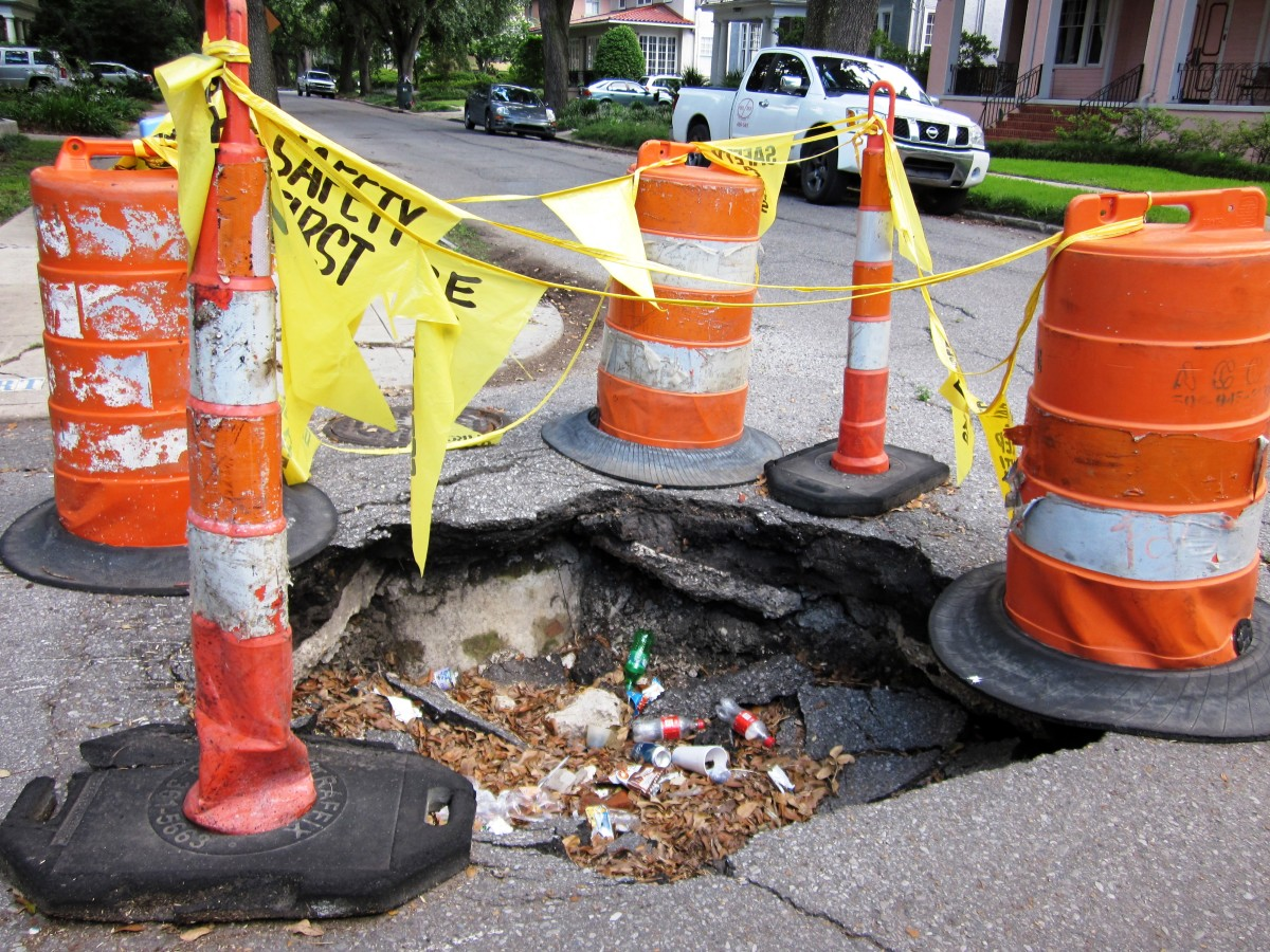 "How resilient are you?  On the road to ""Happily Ever After,"" you may encounter potholes large or small.  Will you fall in and stay there?  Or will you climb out and keep going?"