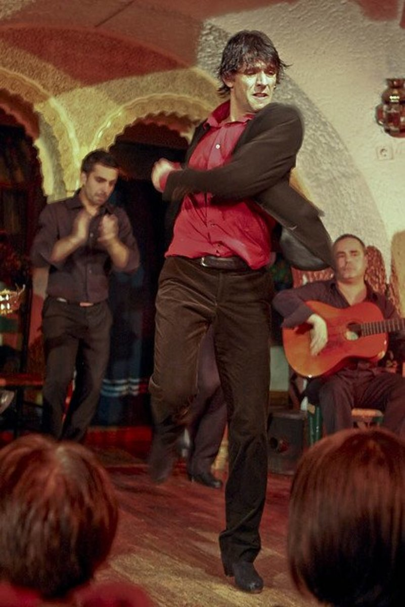 Flamenco Dance Steps - Basic Footwork