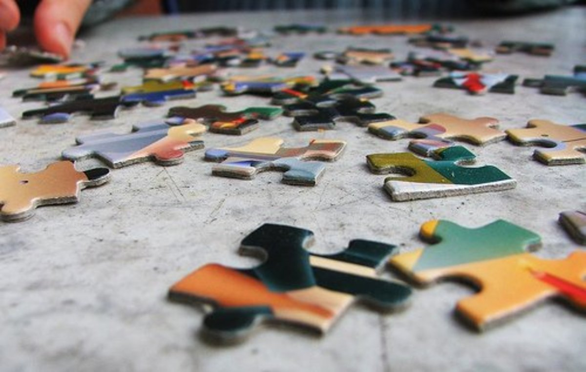 How To Do Jigsaw Puzzles Like an Expert | HobbyLark
