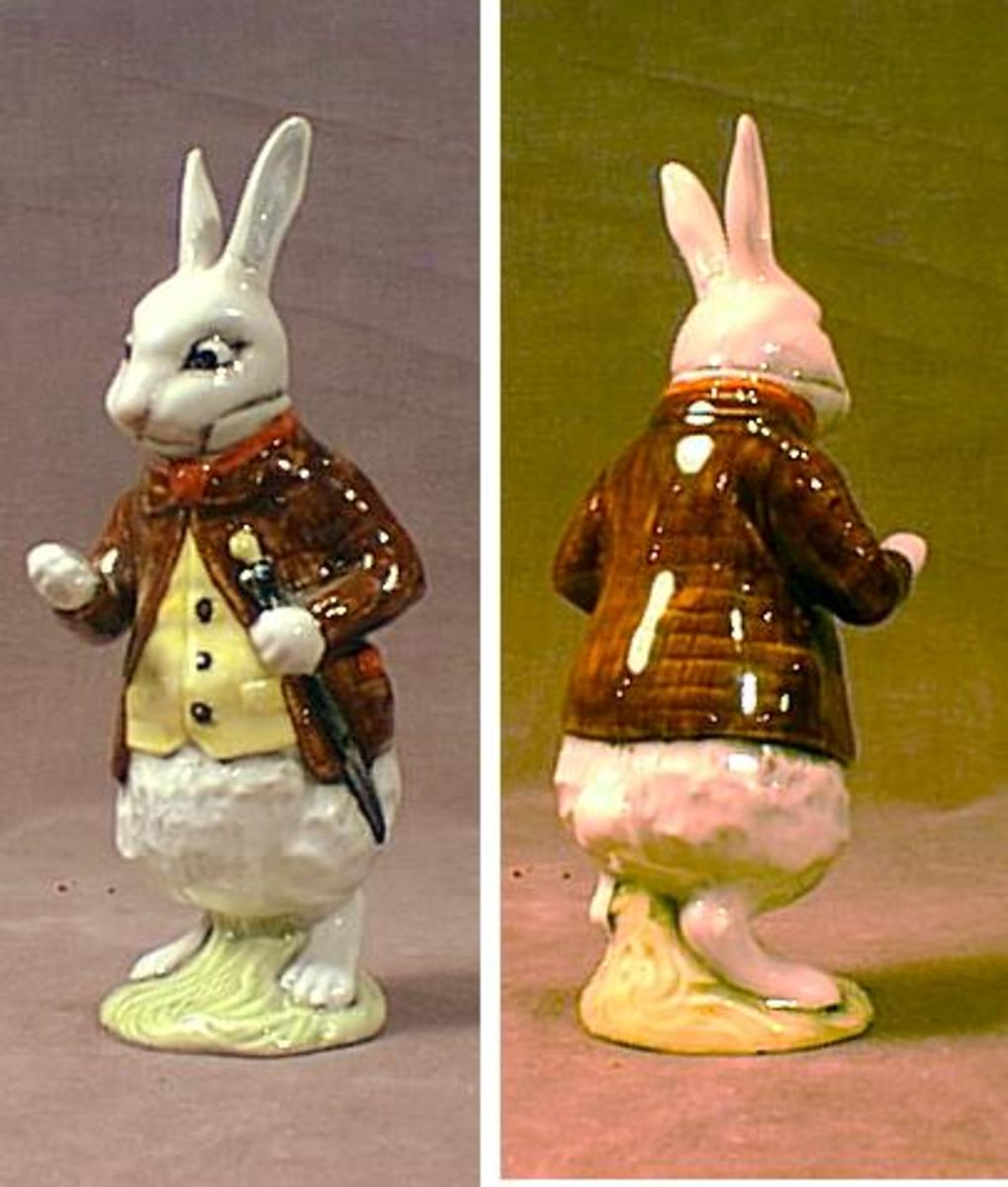 Royal Doulton licensed from Beswick, Alice series: White Rabbit