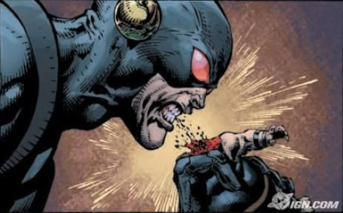 Hank Pym Eats The Blob (you're forgiven for beating your wife) (no, you aren't)