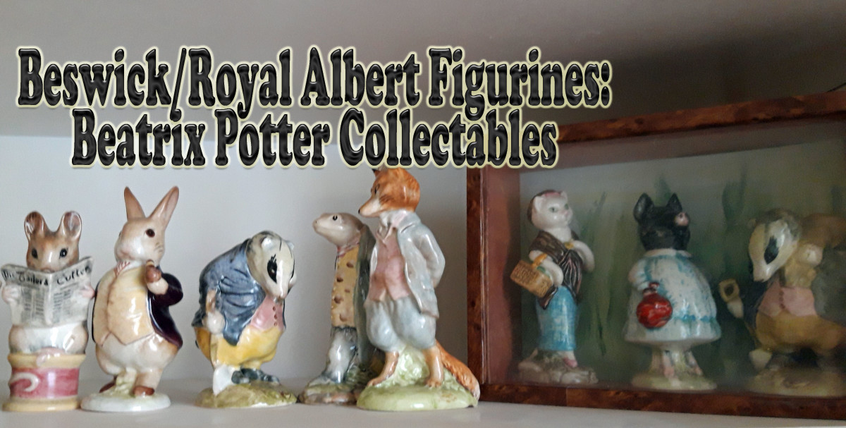 Beswick/Royal Albert Figurines: Beatrix Potter Collectables