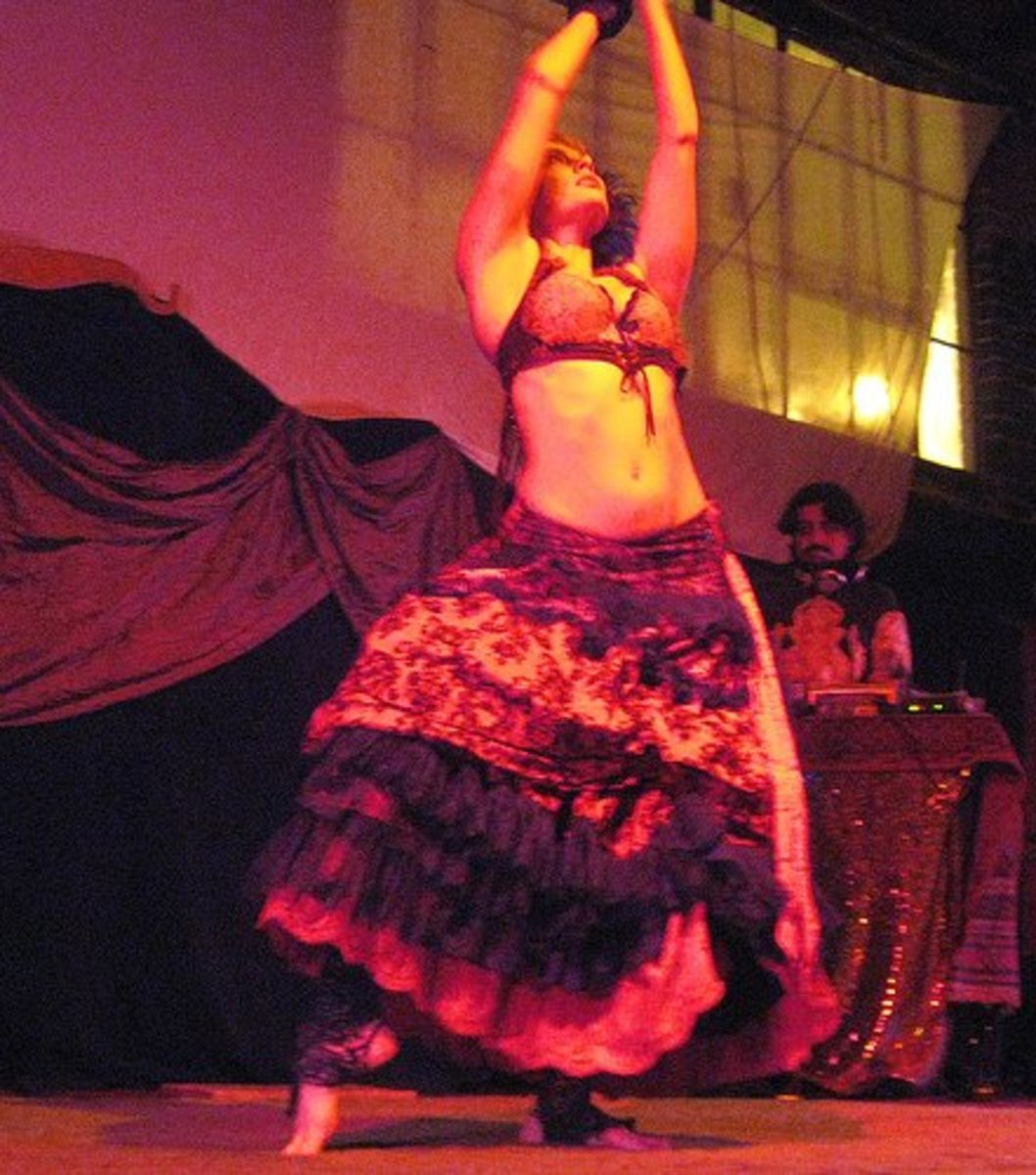 Tribal Fusion Belly Dance - Respect?