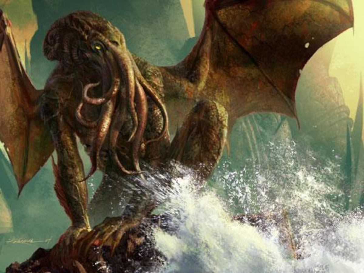 The Call of Cthulu