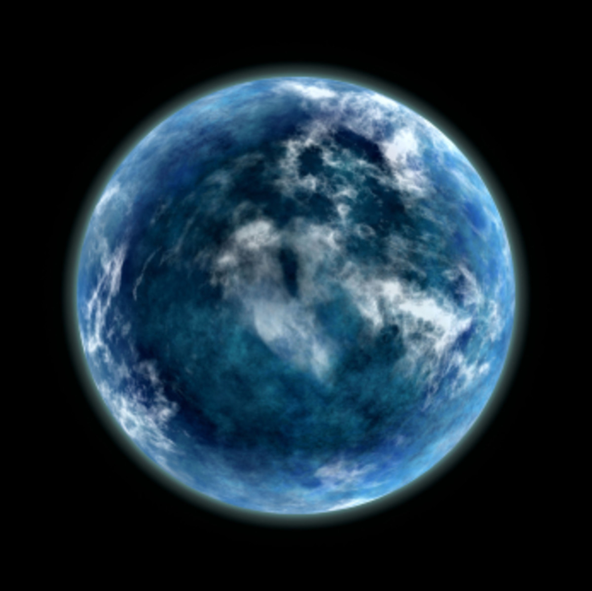 To create an Earth-like world, you might borrow aspects from real life.